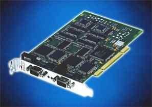 2通道,主站或从站_PBpro PCI接口通讯卡
