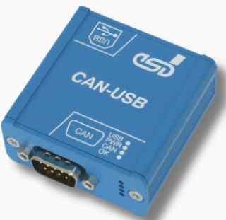 CAN-USB_400_接口卡