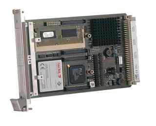 B11 - 3U VMEbus MPC8245_CPU板卡
