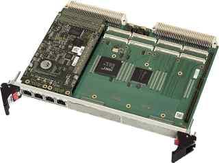 A14C - 6U VME64 MPC8540 CPU 板卡