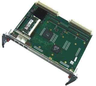 A15C - 6U VME64 MPC8245 CPU 板卡(PMC Modules)
