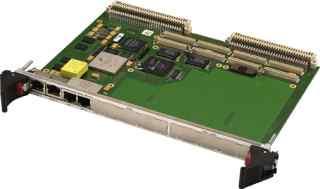 A17 - 6U MPC8548 VMEbus 2eSST CPU 板卡