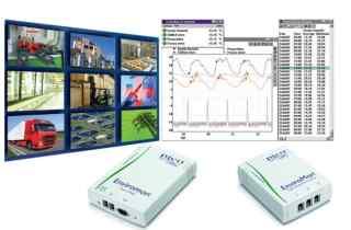 EnviroMon数据记录系统