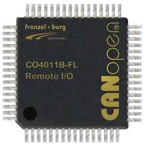 CO4011B-FL单芯片CANopen控制器