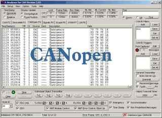 CANOpen扩展件升级