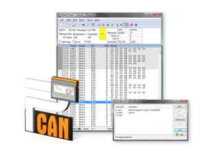 PCAN-Trace CAN报文综合数据记录仪
