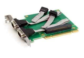 PCI-PC_104-Plus Adapter:PC_104-Plus卡测试接口