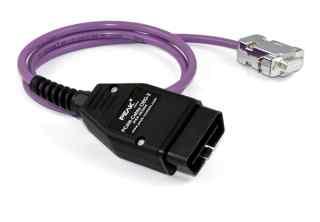 PCAN-Cable OBD-2:CAN-OBD-2诊断连接线