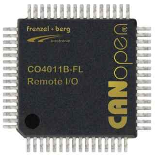 CO4011B-FL Single Chip CANopen Controller I_O控制器