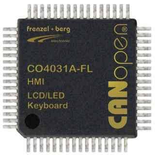 CO4012A-FL Single Chip CANopen Controller HMI控制器