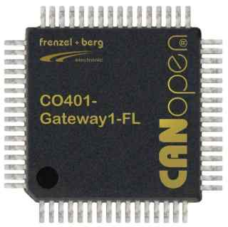 CO401GW2A-FL Single Chip CANopenGateway-Controller 单芯片控制器