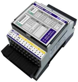 hipecs-CIO100-i CANopen Remote-I_O-Module 模块