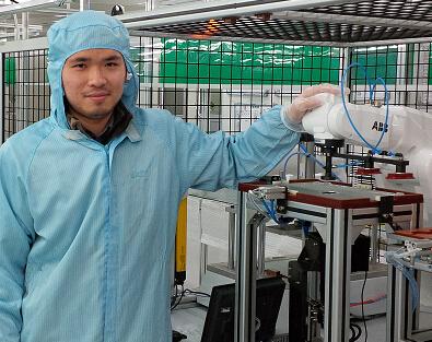 胡工-资深自动化工程师-机器人系统专家