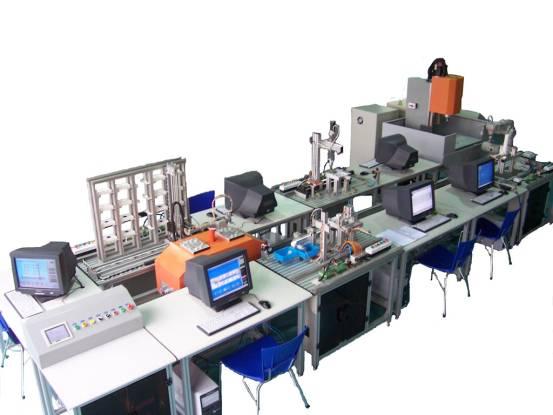 RL-TC-FMS柔性加工系统