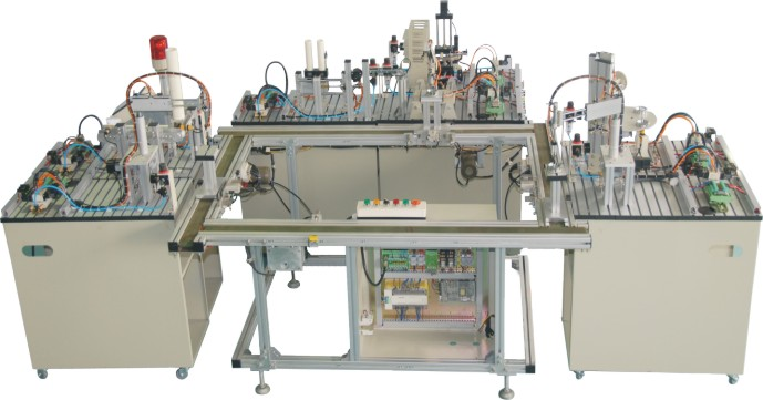 RL-TC-MF01微型柔性加工系统