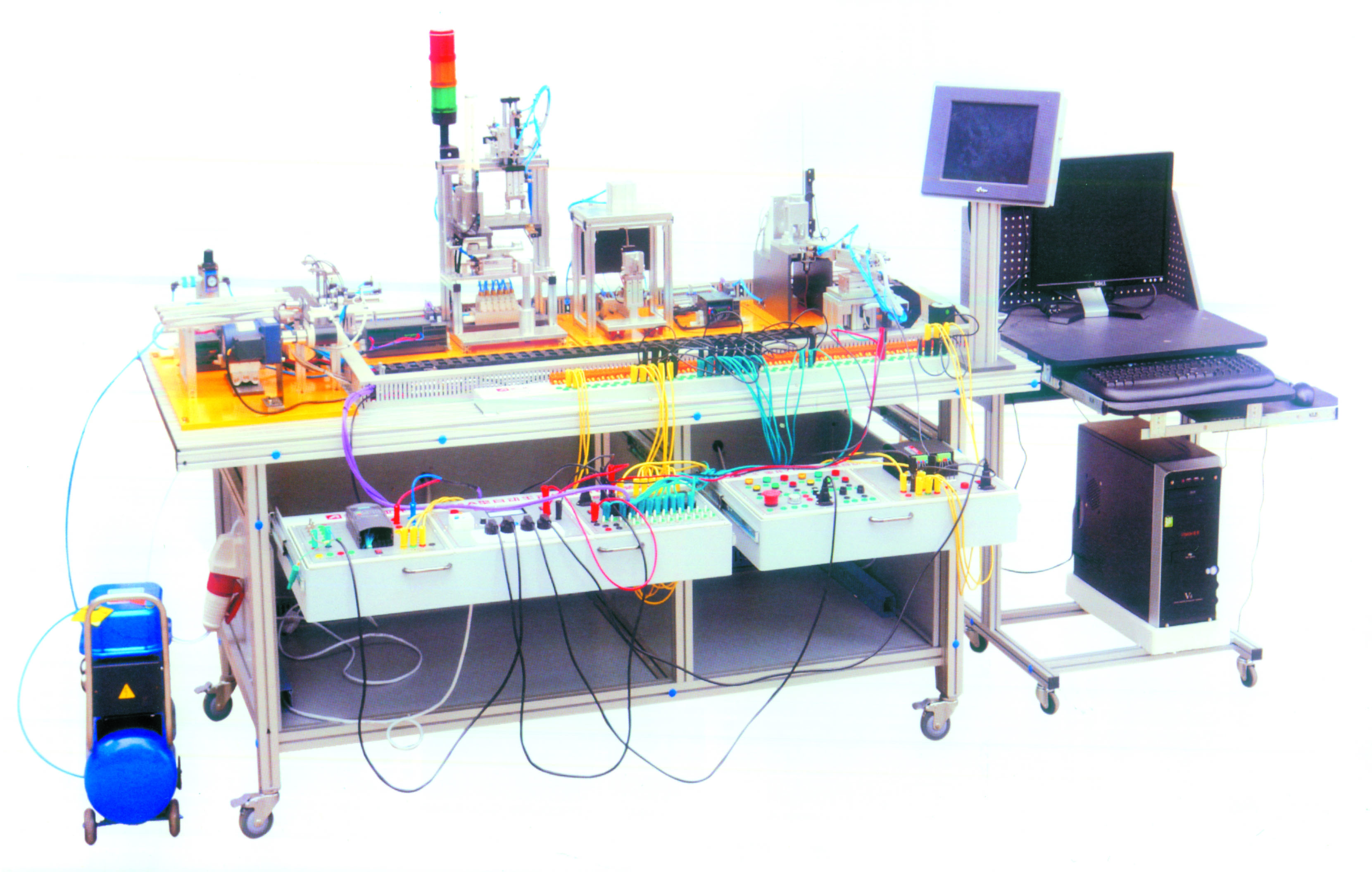 RL-TC-ZDX-A型实训指导书-西门子PLC版