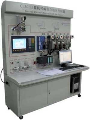 RobLab-EtherCAT-RL-CPAC机电一体化开发平台