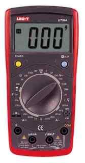 UT39系列掌上型数字万用表