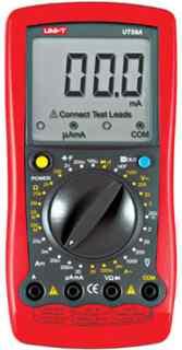 UT58系列通用型数字万用表