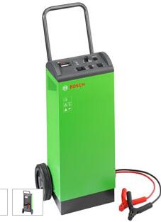 快速电瓶充电启动机
