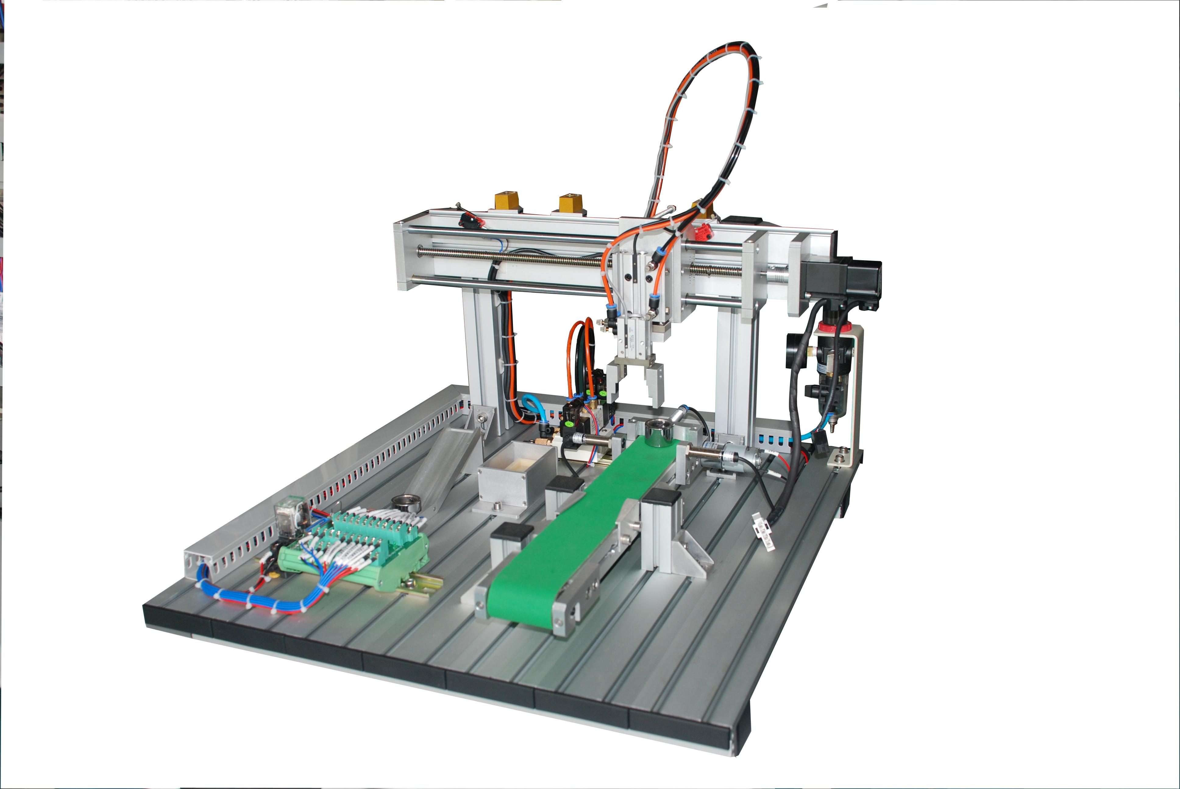 自动螺钉输送机大赛