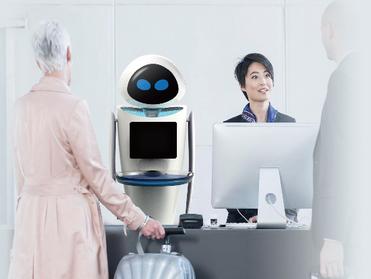 智能机器人进入大众,引导新生活方式