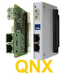 EtherCAT Slave under QNX